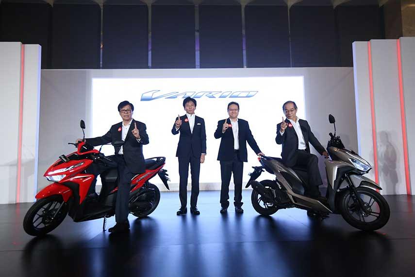 Honda Vario Terbaru 2018