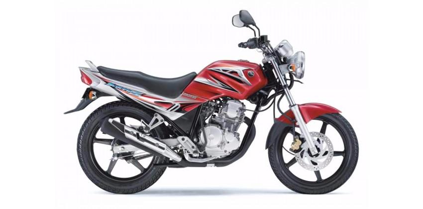 modifikasi motor trail suzuki satria