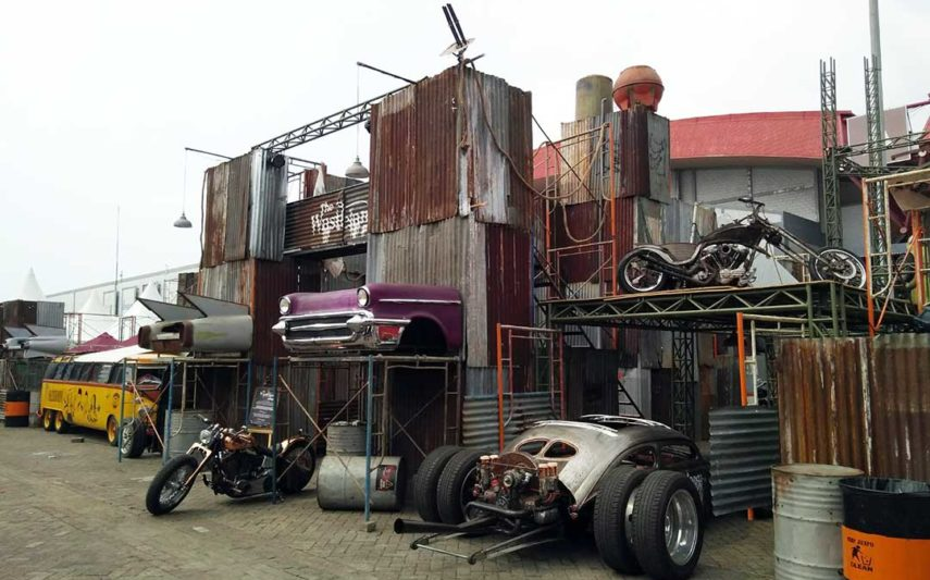 Wasteland Project IIMS 2018