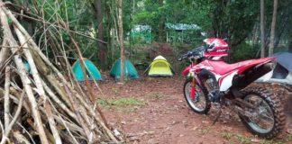 biker camp trio motor