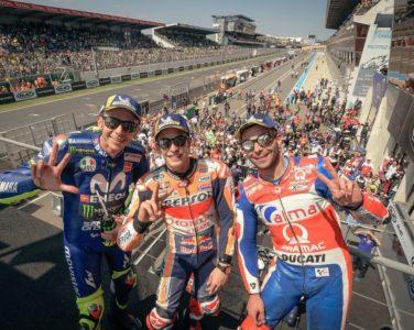 Hasil MotoGP Perancis