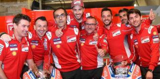 Andrea Dovizioso Perpanjang Kontrak Sama Ducati