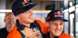 Bradley Smith Tinggalkan KTM