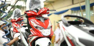 Ekspor Motor Honda BeAT (1)