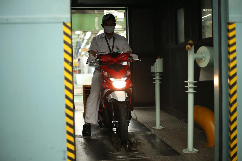 Ekspor Motor Honda BeAT (2)