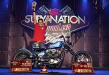 Harley-Davidson Sportster Jadi Juara Suryanation Motorland Tangerang