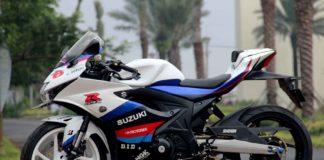 Modifikasi-Suzuki-GSX-R150