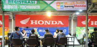 Mudik Honda 2018