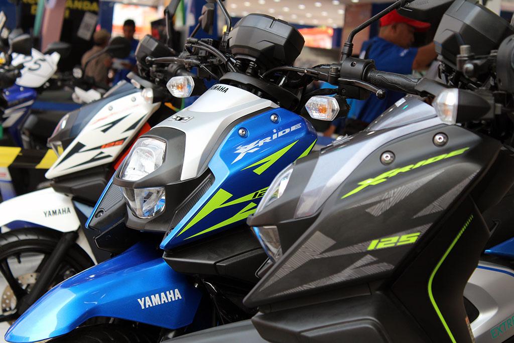 Warna All New X Ride 125 05