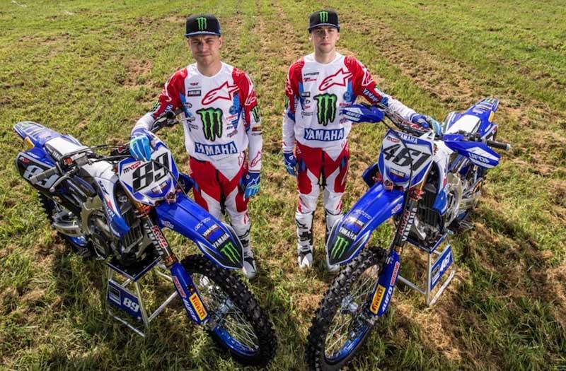 Semakin Di Depan Nongol Di Jersey Rider MXGP Yamaha