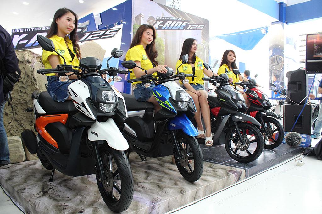 Yamaha X-Ride 2018