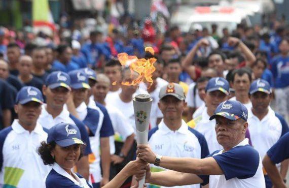Rute Obor Asian Games 2018