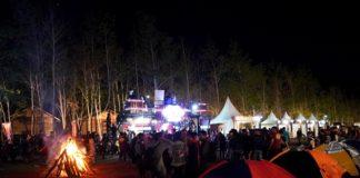 Suryanation Ridescape - Camping