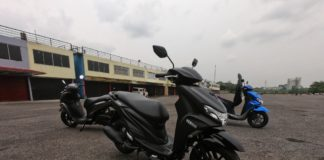 Motor Matic Yamaha FreeGo