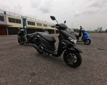 Motor Matic Yamaha FreeGo