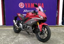 Yamaha R25 Modifikasi