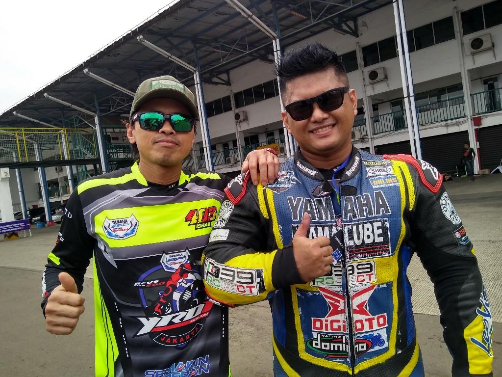 Komunitas Yamaha R25 Owner Indonesia