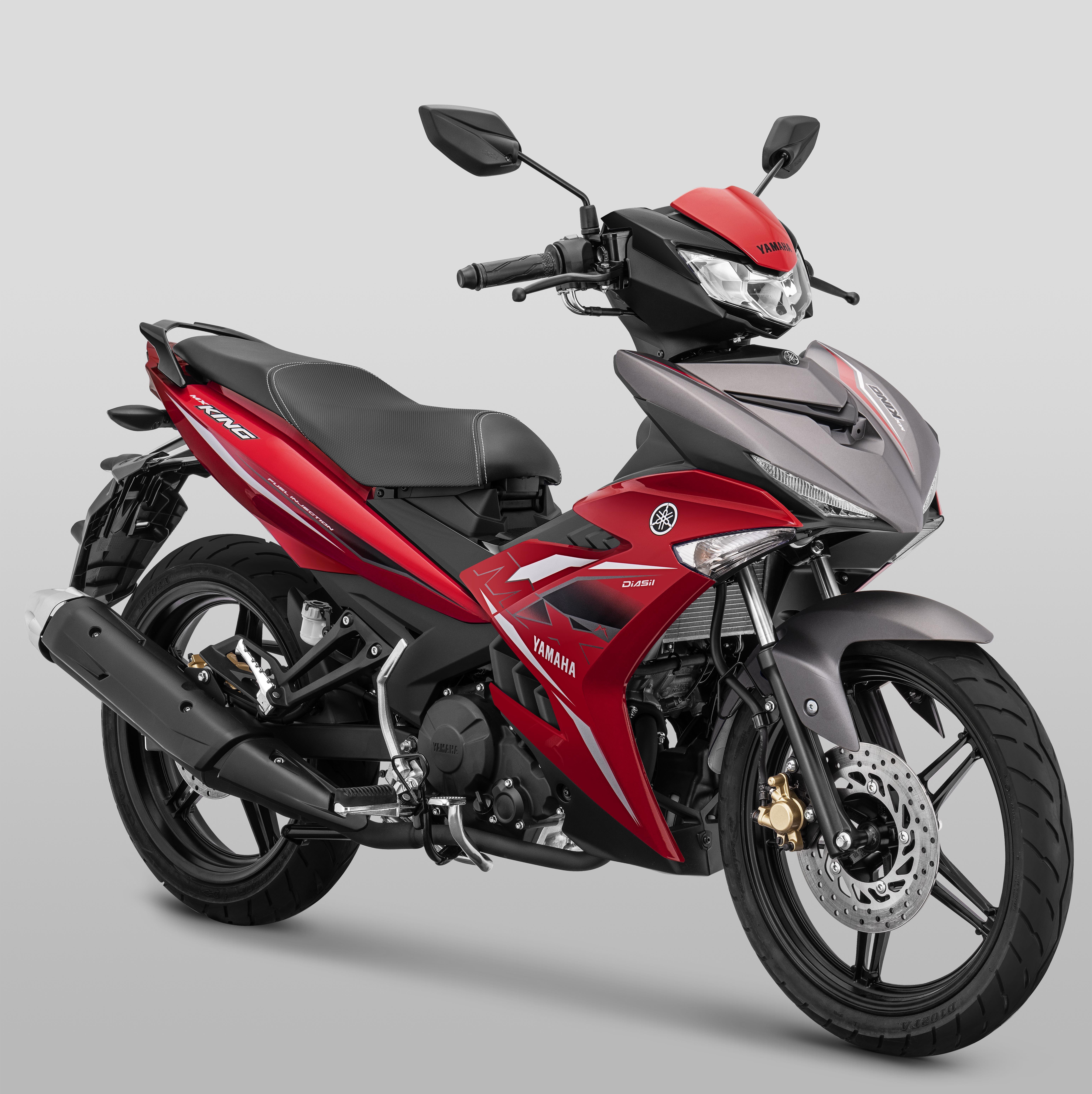 Yamaha MX King 150 Doxou dan Aerox 155 VVA S Dokusou