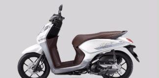Motor Matik Honda Genio 110cc
