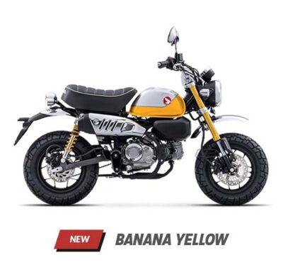 motor honda monkey
